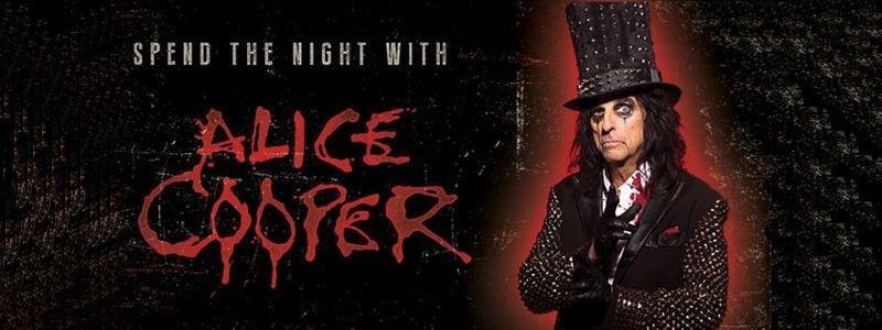 Aranžma Alice Cooper, Europe (prevoz in vstopnica)