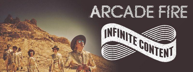 Aranžma Arcade Fire (prevoz in vstopnica)