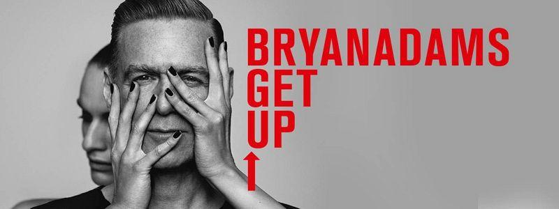 Aranžma Bryan Adams (prevoz in vstopnica)