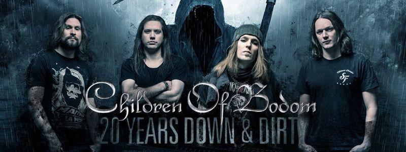 Aranžma Children Of Bodom (prevoz in vstopnica)
