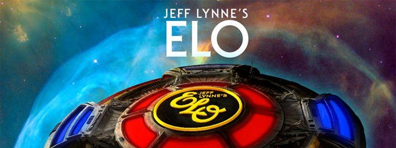 Aranžma Jeff Lynne's ELO (prevoz in vstopnica)