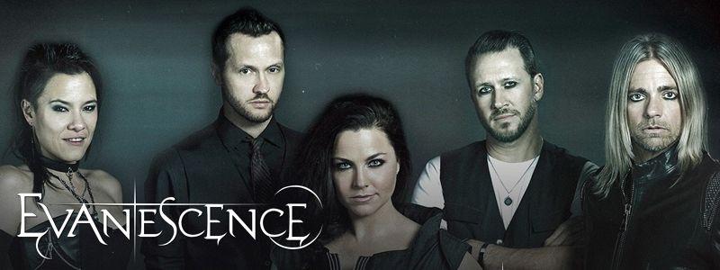 Aranžma Evanescence (prevoz in vstopnica)