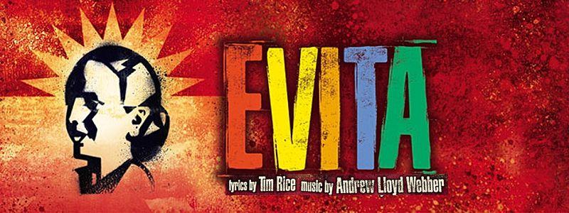 Aranžma Evita - musical (prevoz in vstopnica)