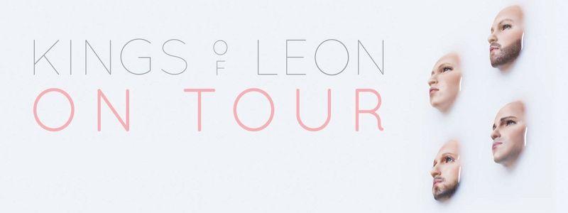 Aranžma Kings Of Leon (prevoz in vstopnica)