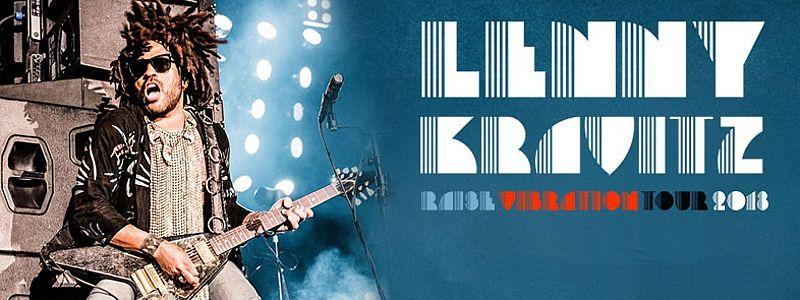 Aranžma Lenny Kravitz (prevoz in vstopnica)