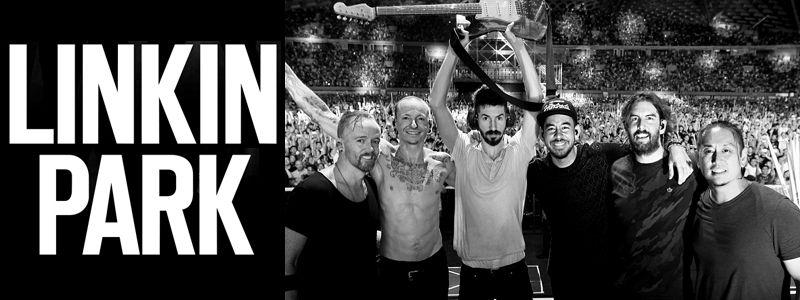 Aranžma Linkin Park (prevoz in vstopnica)