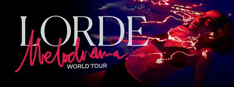 Aranžma Lorde (prevoz in vstopnica)