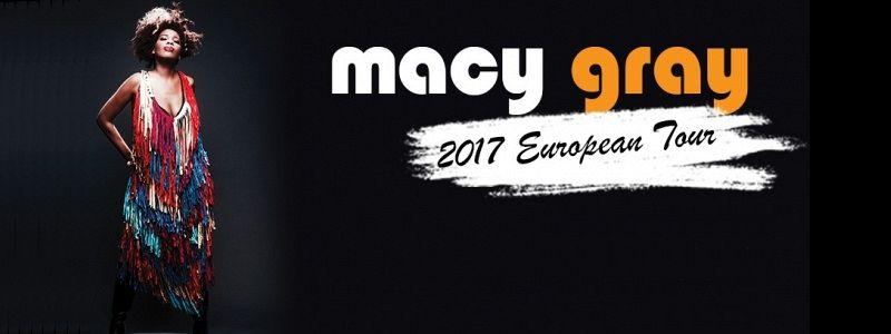 Aranžma Macy Gray (prevoz in vstopnica)