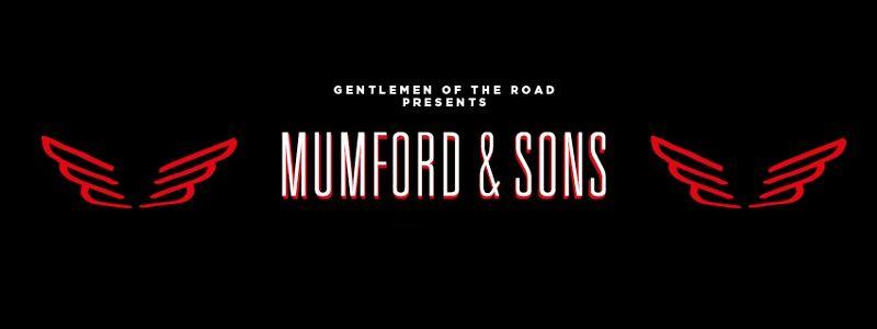 Aranžma Mumford And Sons (prevoz in vstopnica)