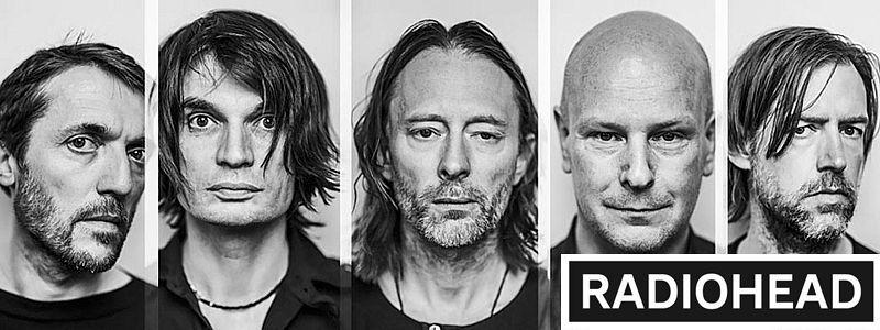 Aranžma Radiohead (prevoz in vstopnica)