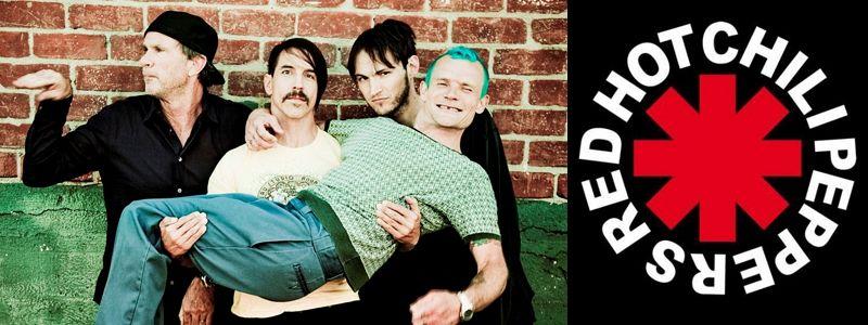 Aranžma Red Hot Chili Peppers (prevoz in vstopnica)