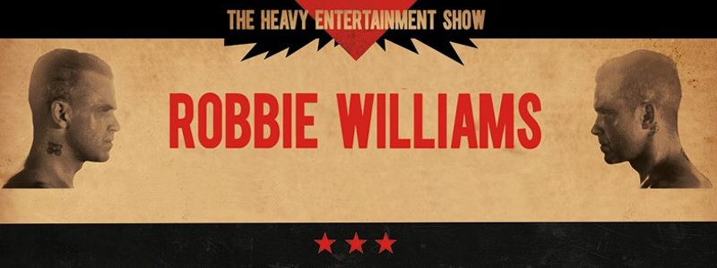Aranžma Robbie Williams (prevoz in vstopnica)