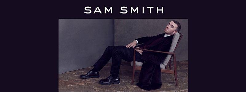 Aranžma Sam Smith (prevoz in vstopnica)