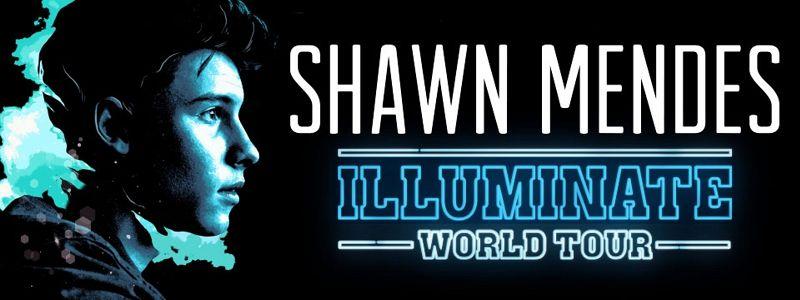 Aranžma Shawn Mendes (prevoz in vstopnica)