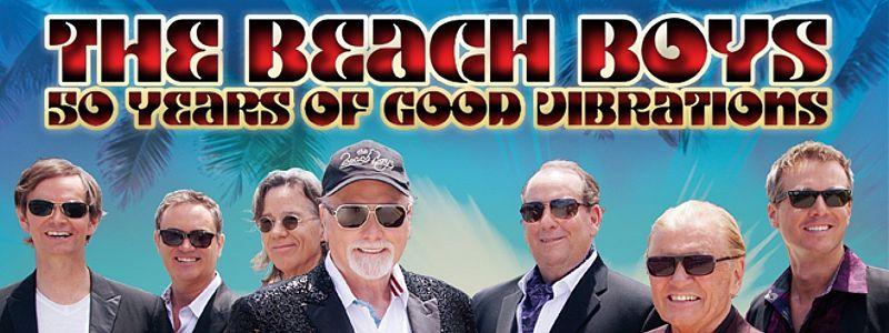 Aranžma The Beach Boys (prevoz in vstopnica)