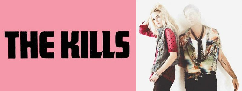 Aranžma The Kills (prevoz in vstopnica)