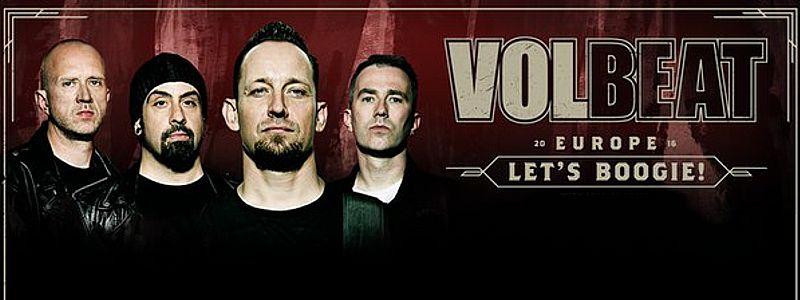 Aranžma Volbeat (prevoz in vstopnica)