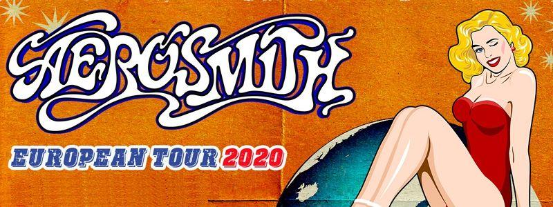 Aranžma Aerosmith (prevoz in vstopnica)