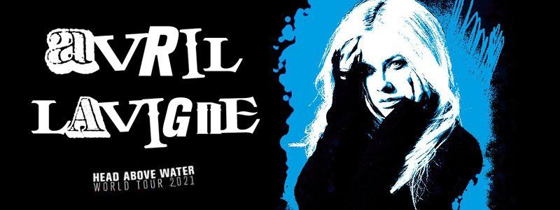 Aranžma Avril Lavigne (prevoz in vstopnica)