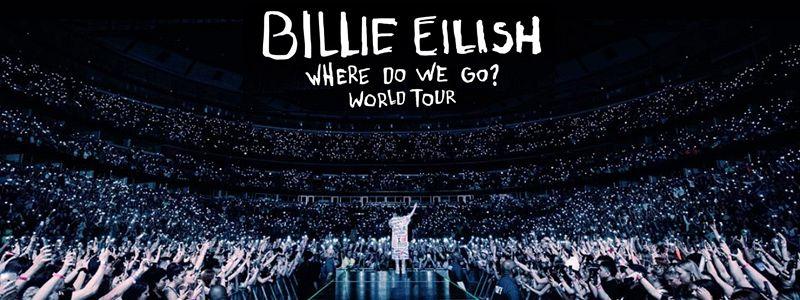 Aranžma Billie Eilish (prevoz in vstopnica)