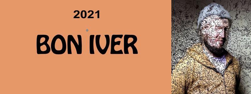 Aranžma Bon Iver (prevoz in vstopnica)