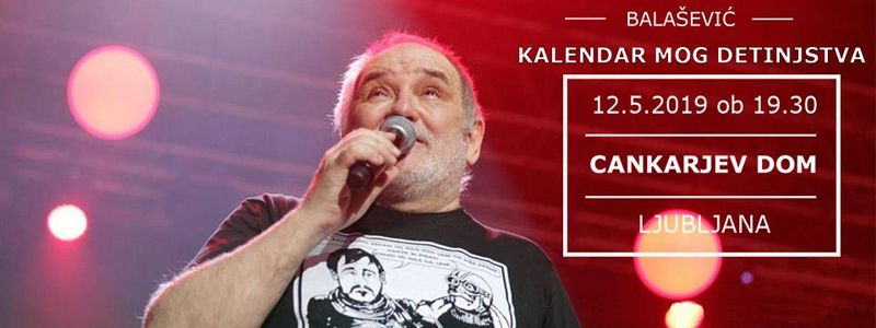 Vstopnica Đorđe Balašević