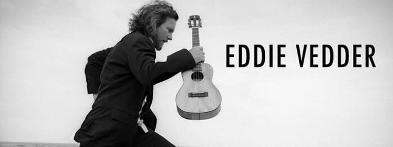 Aranžma Eddie Vedder (prevoz in vstopnica)