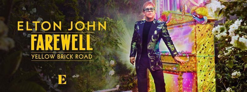 Aranžma Elton John (prevoz in vstopnica)