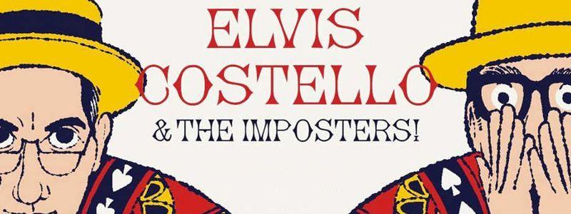 Aranžma Elvis Costello (prevoz in vstopnica)
