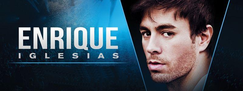 Aranžma Enrique Iglesias (prevoz in vstopnica)