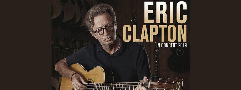 Aranžma Eric Clapton (prevoz in vstopnica)