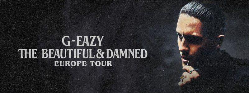 Aranžma G-Eazy (prevoz in vstopnica)
