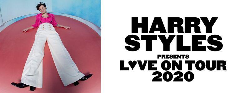Aranžma Harry Styles (prevoz in vstopnica)