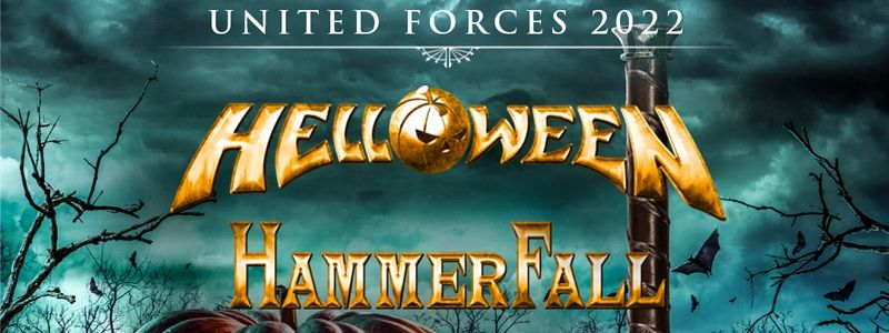 Aranžma Helloween, Hammerfall (prevoz in vstopnica)