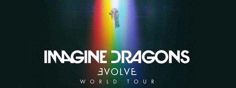 Aranžma Imagine Dragons (prevoz in vstopnica)