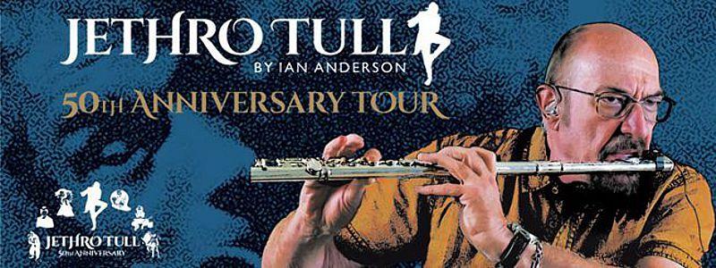 Aranžma Jethro Tull (prevoz in vstopnica)