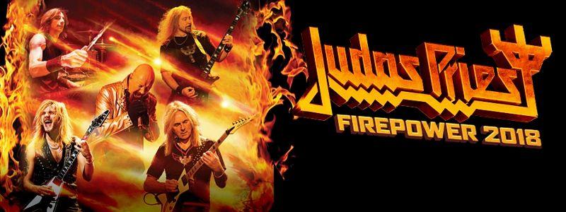 Aranžma Judas Priest (prevoz in vstopnica)
