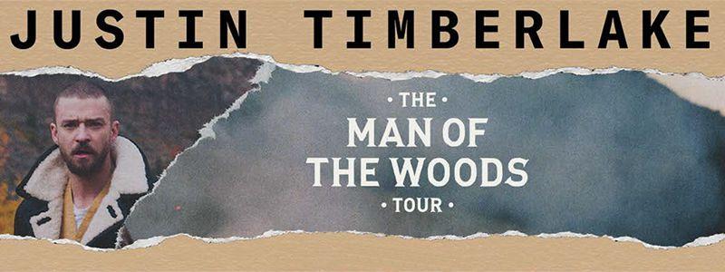 Aranžma Justin Timberlake (prevoz in vstopnica)