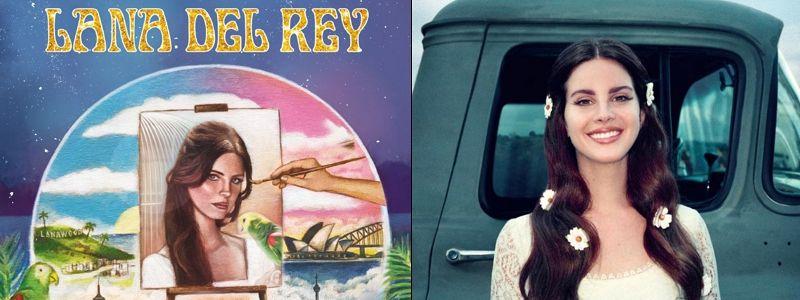 Aranžma Lana Del Rey (prevoz in vstopnica)