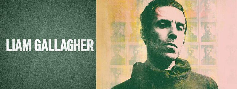 Aranžma Liam Gallagher (prevoz in vstopnica)