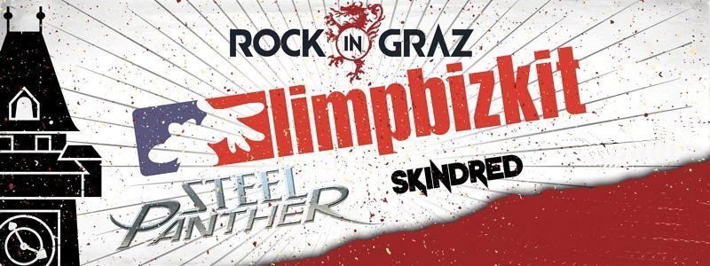 Aranžma Limp Bizkit, Steel Panther (prevoz in vstopnica)