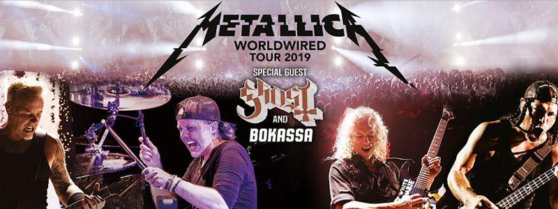 Vstopnica Metallica