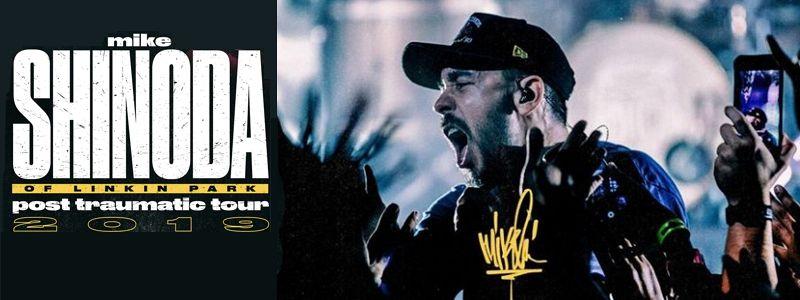 Aranžma Mike Shinoda (prevoz in vstopnica)