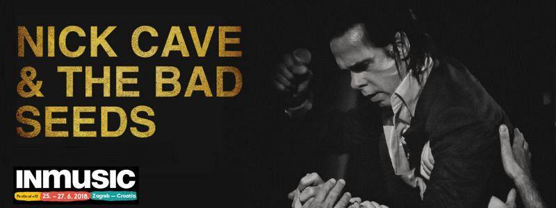 Aranžma Nick Cave (prevoz in vstopnica)