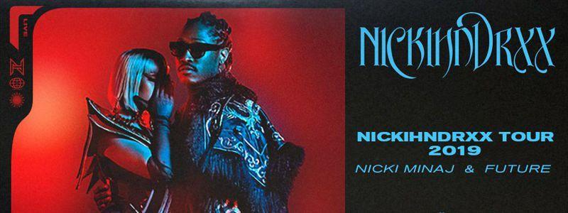 Aranžma Nicki Minaj & Future (prevoz in vstopnica)