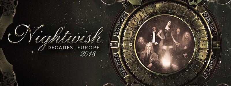Aranžma Nightwish (prevoz in vstopnica)