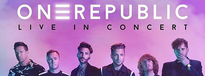 Vstopnica OneRepublic