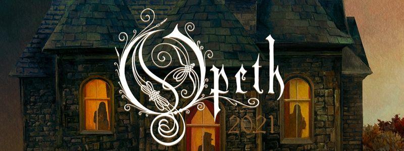 Aranžma Opeth (prevoz in vstopnica)