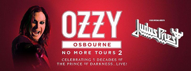 Aranžma Ozzy Osbourne (prevoz in vstopnica)