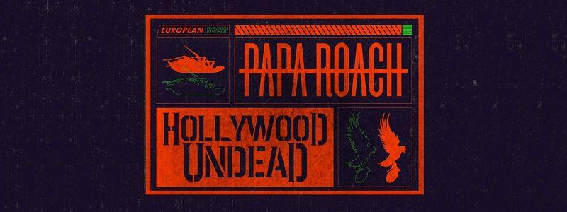 Aranžma Papa Roach, Hollywood Undead (prevoz in vstopnica)